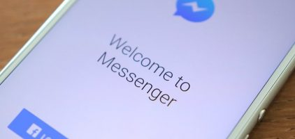 Отправить показания по Messenger