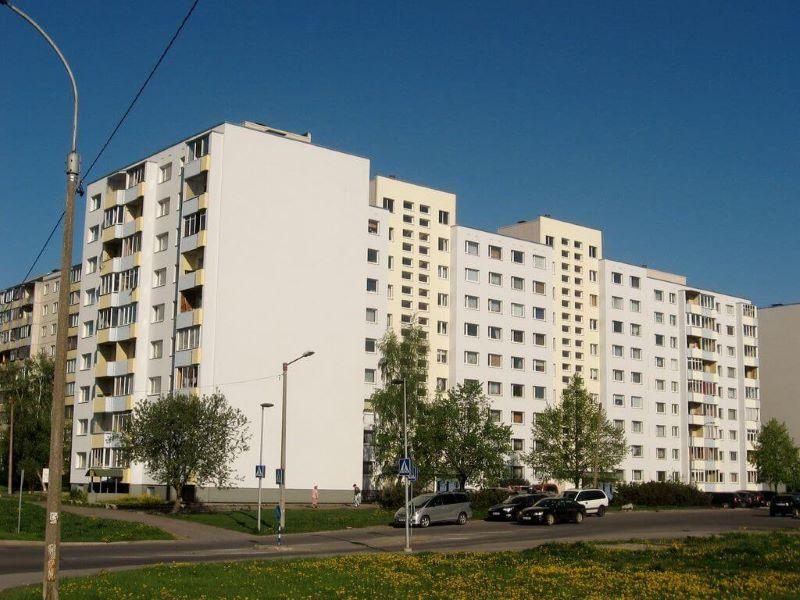 Tallinn, Lasnamägi